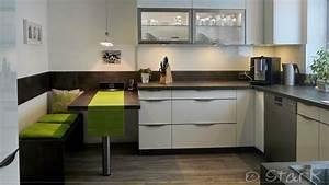 Küche Eiche Dunkel : arbeitsplatte echtholz ~ Michelbontemps.com Haus und Dekorationen