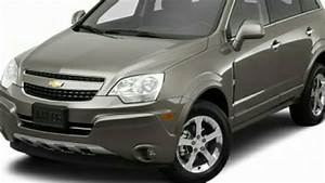 How To Remove Alternator On A Chevrolet Captiva  Saturn Vue