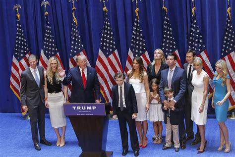 trump donald melania children friends worth trumps parents money american he cabinet much surprising reason conservatives cheatsheet rich trust