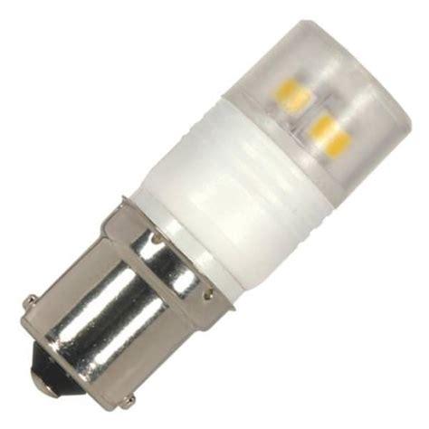 satco 09223 led 2 3w ba15s 5000k s9223 led miniature