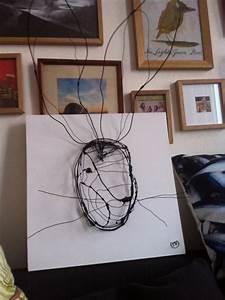 Decoration Murale Fer : 1000 ideas about d coration murale en fer on pinterest ~ Melissatoandfro.com Idées de Décoration