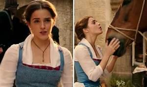 Beauty And The Beast 2017 - WATCH Emma Watson sing Belle ...