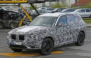 Bmw X3 G01 : 2017 bmw x3 g01 spy shots reveal interior and headlight graphic autoevolution ~ Dode.kayakingforconservation.com Idées de Décoration