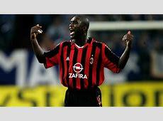 Clarence Seedorf Milan Goalcom