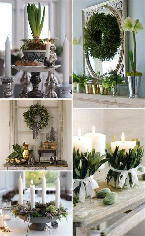 green christmas decorating ideas 25 non traditional christmas decorating ideas