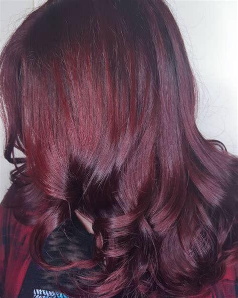 burgundy hair color 35 best burgundy hair ideas of 2018 wine colors
