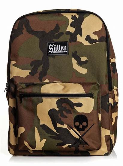 Backpack Standard Issue Sullen Camo Tattoo Urban