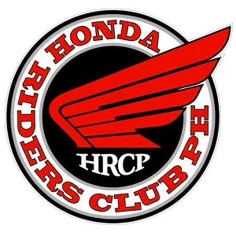 honda philippines logo hrcp logo