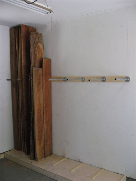 build   portable lumber rack  projectsatobn