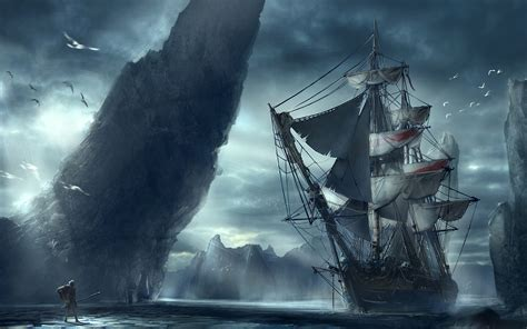 Ghost Ship Wallpapers - LyhyXX.com