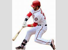 What Pros Wear Bryce Harper Cleats, Bat, Glove, Batting
