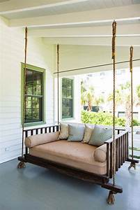 27 Absolutely Fabulous Outdoor Swing Beds For Summertime