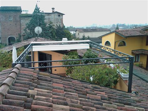 coperture x tettoie coperture per terrazzi in ferro xq97 pineglen