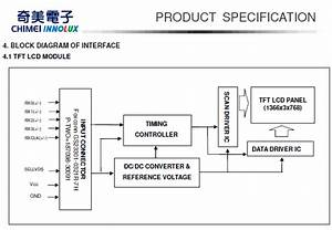 V236bj1-le1 Datasheet - 23 6 U201d Tft Lcd Module