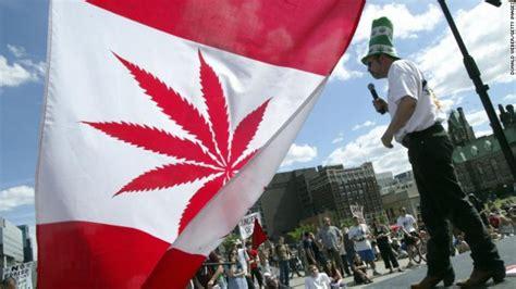 Kanāda legalizē marihuānas lietošanu izklaidei - Puaro.lv