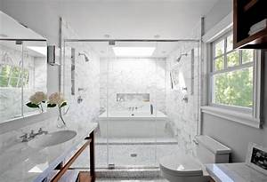Oh What A Room : smart design a bath tub inside a marble shower oh what a very wet room cococozy ~ Markanthonyermac.com Haus und Dekorationen