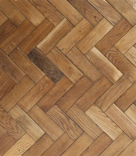 Reclaimed English Oak Herringbone   The New & Reclaimed