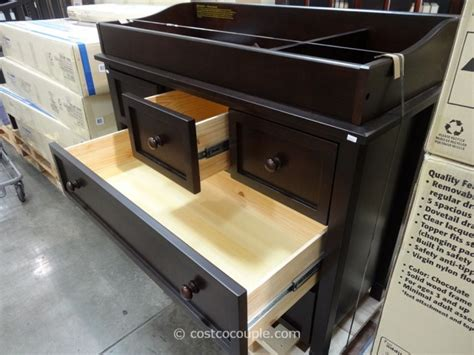 cafe kid desk costco cafe kid morgan changing table dresser