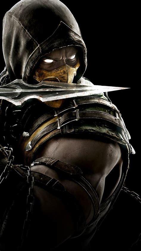 Mortal Kombat Scorpion Wallpapers 66 Images