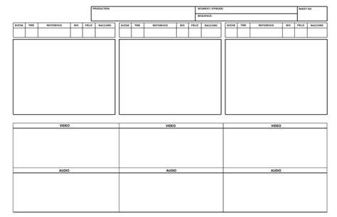 animation storyboard template blank storyboard template by rankin bass r us on deviantart