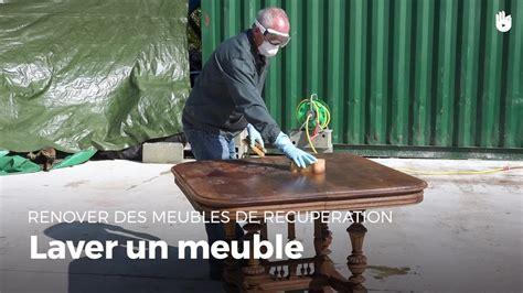 Nettoyer Un Meuble  Rénovation De Meubles Youtube