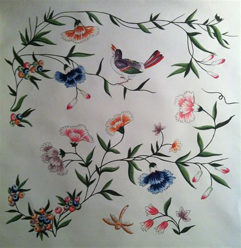 Zilmers Luxury Wallpapers And Designs Handpainted Chinese