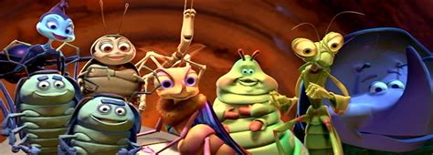 reel triple feature  bugs life  amigos