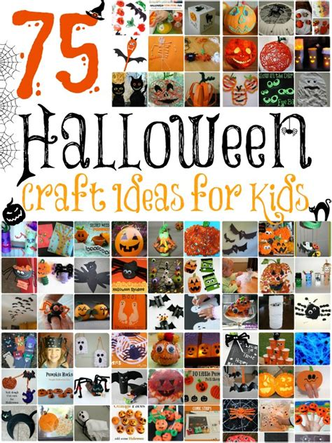 halloween craft ideas  kids
