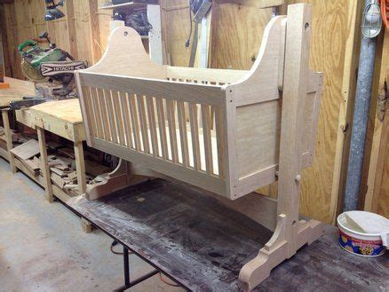 oak baby cradle  baby cradle wooden baby cradle plans