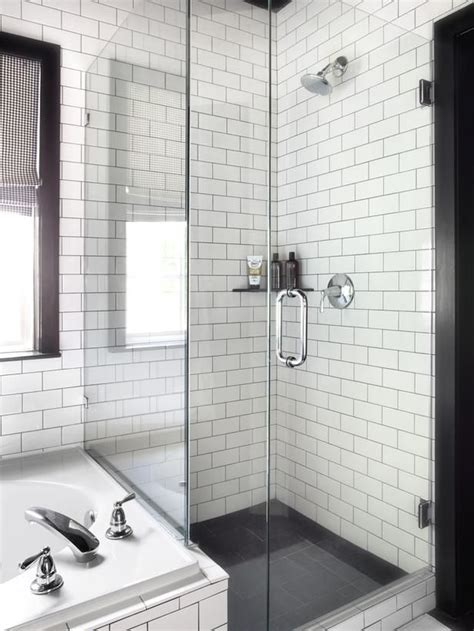 ceramic subway tile ideas images  pinterest