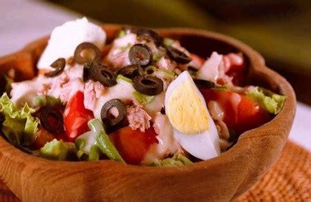 recette salade nicoise les recettes de cuisine en video