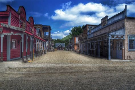 Ghost Town Maggie Valley - Maggie Valley NC Life