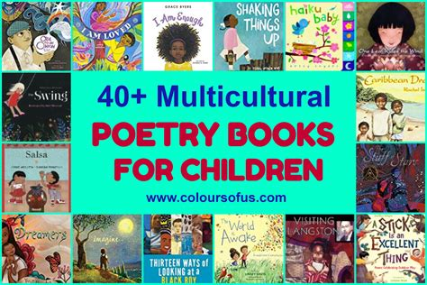 40 multicultural poetry books for children 959 | Poetry FI e 1