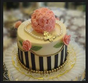 Birthday Cakes Images: Elegant Vintage Birthday Cakes ...