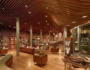 Gallery of Crystal Bridges Museum Store / Marlon Blackwell ...