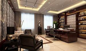 Image Gallery luxury executive office