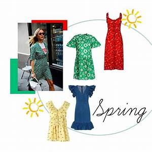 Robe De Printemps : robe printemps t 30 robes l g res pour tre la reine de l 39 t elle ~ Preciouscoupons.com Idées de Décoration