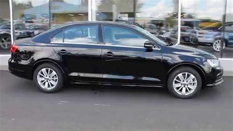 Volkswagen Jetta Black by 2015 Volkswagen Jetta Black Stock 110490 Walk Around