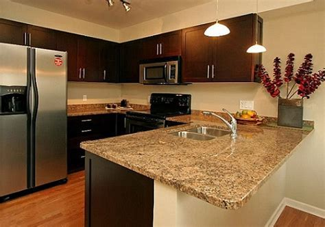 Kitchen Countertop Materials, Granite/Marble Kitchen