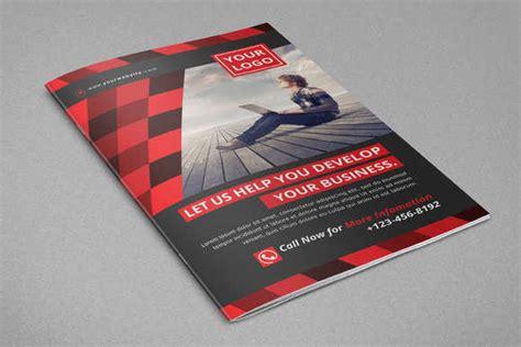 Innovative A4 Bi Fold Brochure Template Free 53 Bi Fold Brochure Templates Free Premium