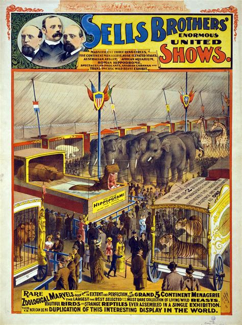 Looking Back: The Sells Brothers Circus has come to town ...