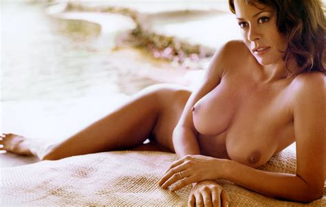 Naked Brooke Burke Added By Bot