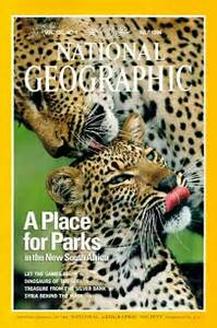 National Geographic Covers #1200-1249