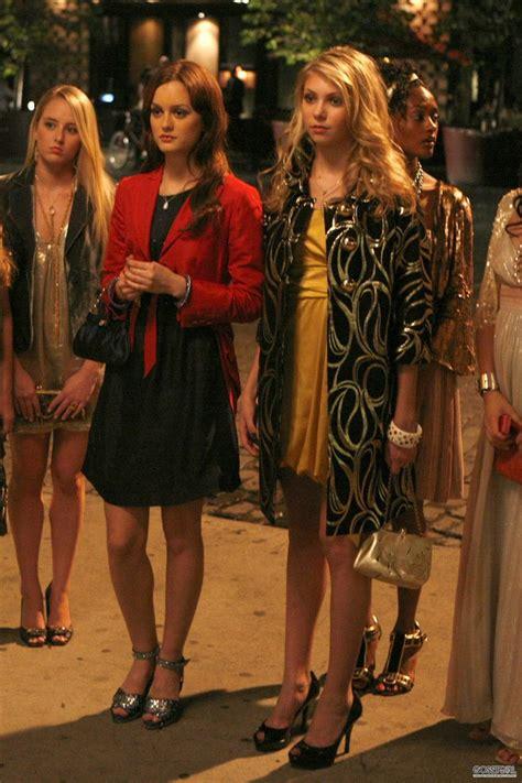 Gossip Girl Season 1 Blair Waldorf Jenny Humphrey