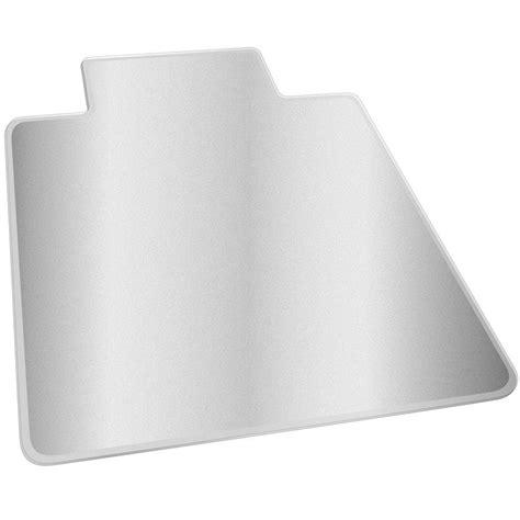 deflect  medium pile clear      vinyl supermat