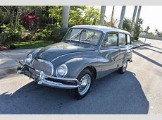 1962 Auto Union DKW Audi similar to VW beetle mg mga