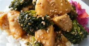 Gluten Free/Dairy Free Sesame Chicken Once A Month Meals