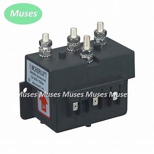 Normally Open And Normally Closed Contacts 150a 12v Dc