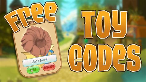 animal jam toy codes lions mane giveaway ft