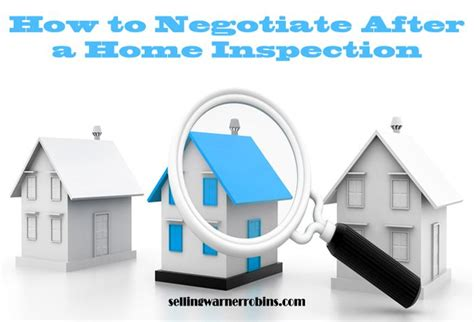 after home inspection then what how to negotiate after a home inspection home inspection home and the o jays